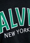 Calvin Klein Jeans - GRAPHIC CREW NECK - Sweater - black