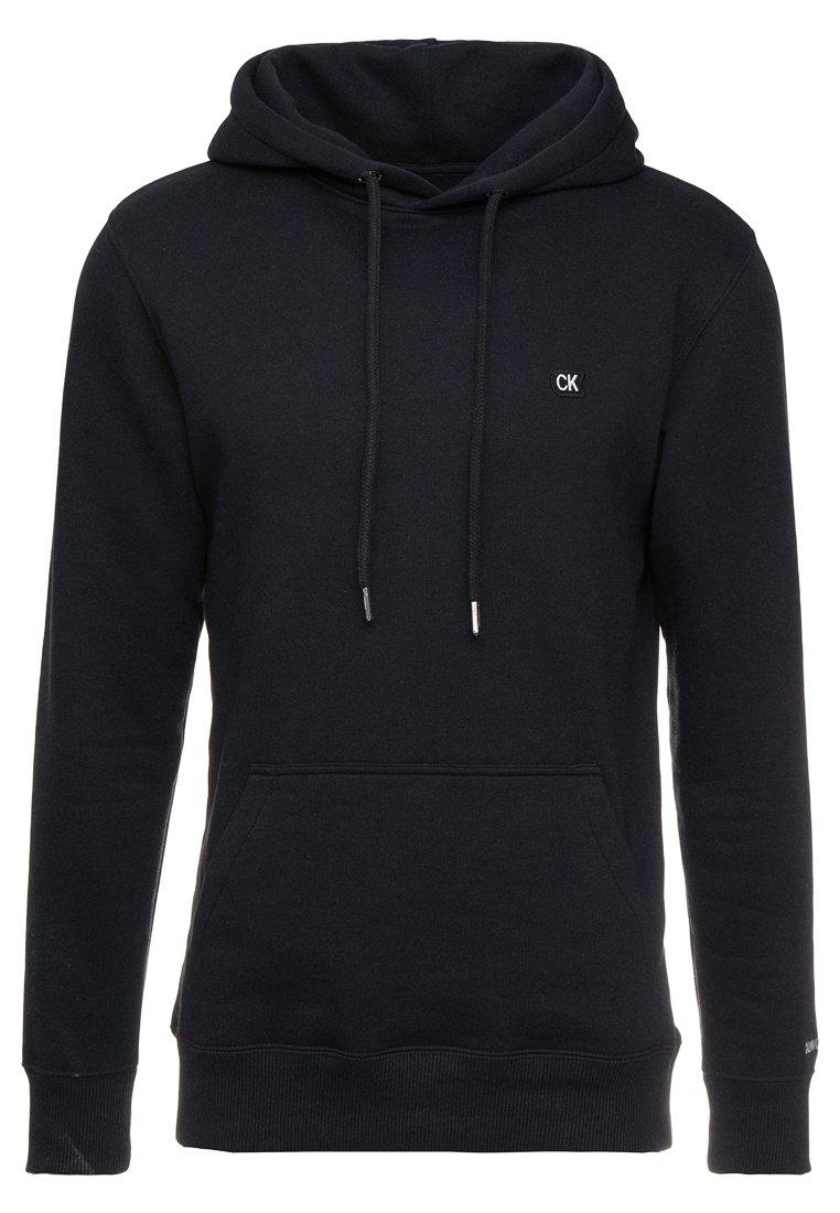 Calvin Klein Jeans - BADGE HOODIE - Jersey con capucha - black