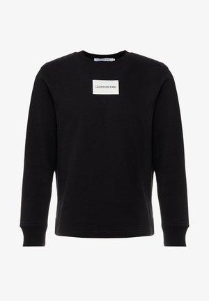 SMALL INSTIT BOX REGULAR - Bluza - black