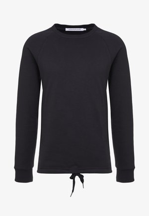 MONOGRAM TAPE  - Sweater - black