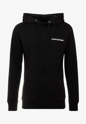 SMALL INSTIT HOODIE - Sweat à capuche - black