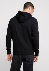 Calvin Klein Jeans - Hoodie - black / white - 2
