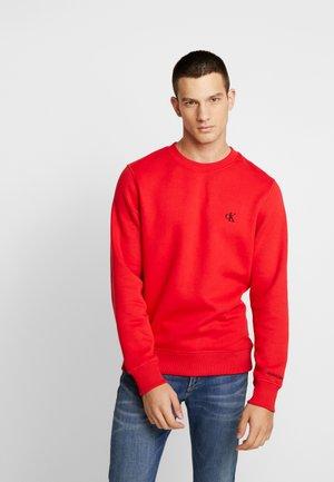 ESSENTIAL  - Sweatshirt - racing red