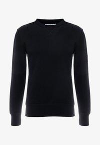 Calvin Klein Jeans - MONOGRAM SLEEVE BADGE - Sweatshirt - black - 4