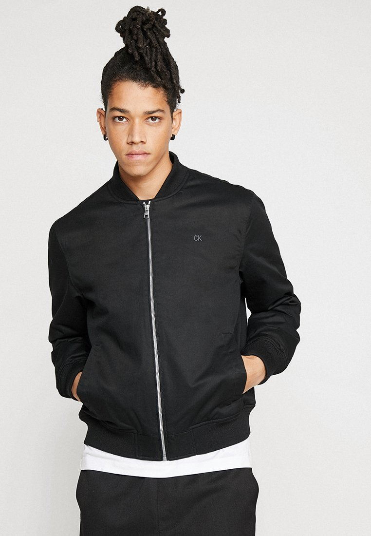 Calvin Klein Jeans - CORE - Chaquetas bomber - black