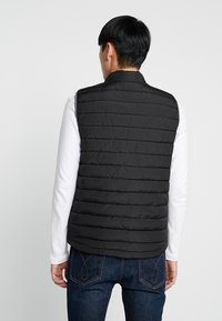 Calvin Klein Jeans - PADDED GILET - Vest - black - 2