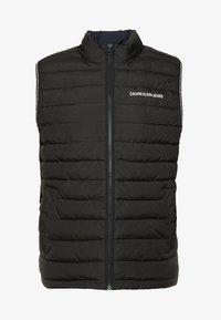 Calvin Klein Jeans - PADDED GILET - Vest - black - 3