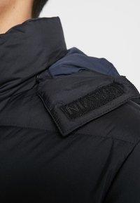 Calvin Klein Jeans - HOODED DOWN PUFFER  - Winterjas - black - 8