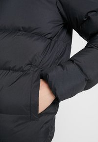 Calvin Klein Jeans - HOODED DOWN PUFFER  - Winterjas - black - 12