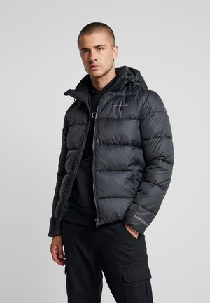 MONOGRAM PADDED JACKET - Veste d'hiver - black