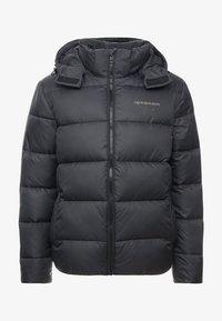 Calvin Klein Jeans - MONOGRAM PADDED JACKET - Talvitakki - black - 4