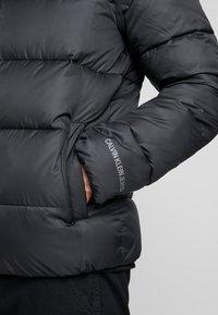 Calvin Klein Jeans - MONOGRAM PADDED JACKET - Talvitakki - black - 3