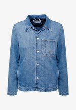 PADDED JACKET - Lehká bunda - mid blue