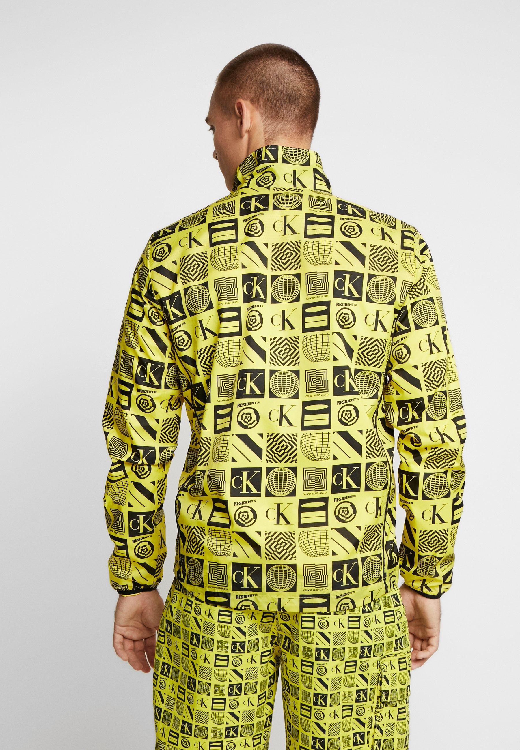 Calvin Klein Jeans HARRINGTON - Kurtka wiosenna - flyer