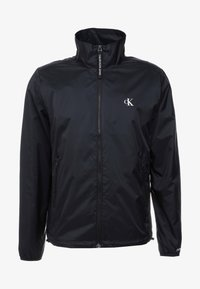Calvin Klein Jeans - HARRINGTON - Lehká bunda - black - 4