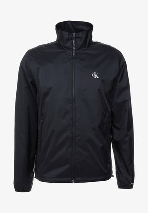 HARRINGTON - Lett jakke - black