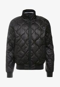 Calvin Klein Jeans - QUILTED JACKET - Bomberjacks - black - 3