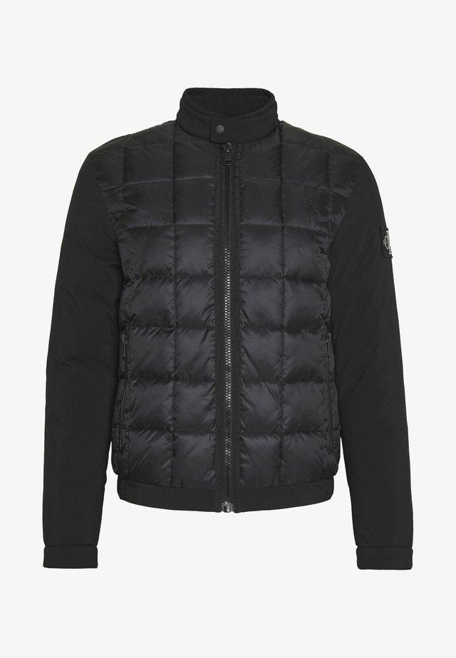 MOTO JACKET - Veste mi-saison - black