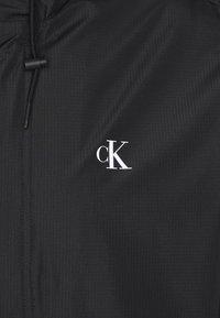 Calvin Klein Jeans - TECHNICAL  - Parka - black - 2