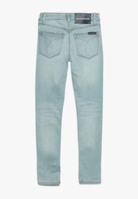 Calvin Klein Jeans - SKINNY HIGH RISE - Jeans Skinny Fit - vale light blue stretch - 1