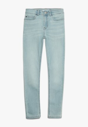 SKINNY HIGH RISE - Jeans Skinny Fit - vale light blue stretch