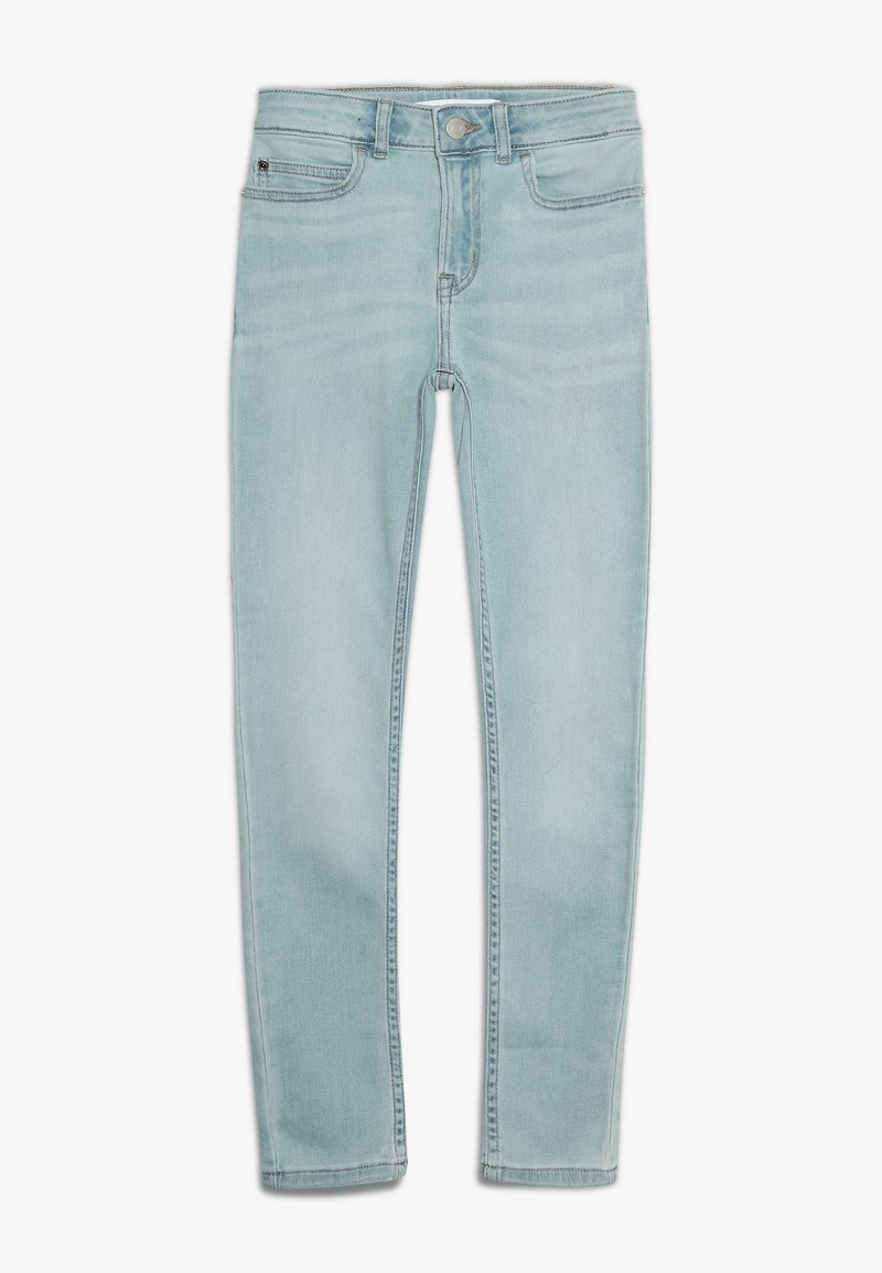 Calvin Klein Jeans - SKINNY HIGH RISE - Jeans Skinny Fit - vale light blue stretch
