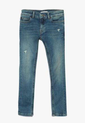 SKINNY PALE STRETCH - Jeans Skinny Fit - denim