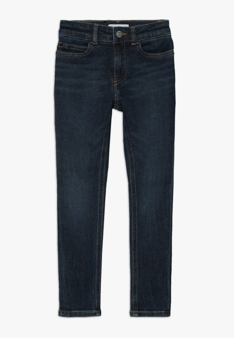 Calvin Klein Jeans - SKINNY SAVE STRETCH - Jeans Skinny Fit - denim