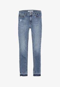 Calvin Klein Jeans - SKINNY MEDIUM RISE - Jeans Skinny Fit - denim - 2