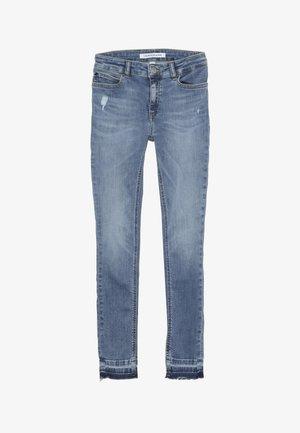 SKINNY MEDIUM RISE - Jeans Skinny - denim