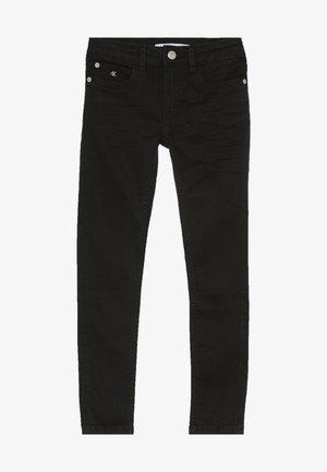 SKINNY MR SUST BLACK STR - Jeans Skinny Fit - denim