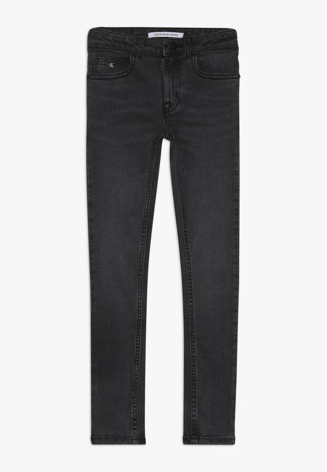 SUPER SKINNY MR SUST - Jeans Skinny - denim