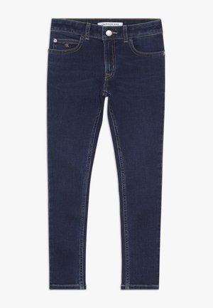 SKINNY MR ESSENTIAL - Jeans Skinny Fit - denim