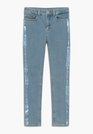PINE FOIL - Jeans Skinny Fit - denim