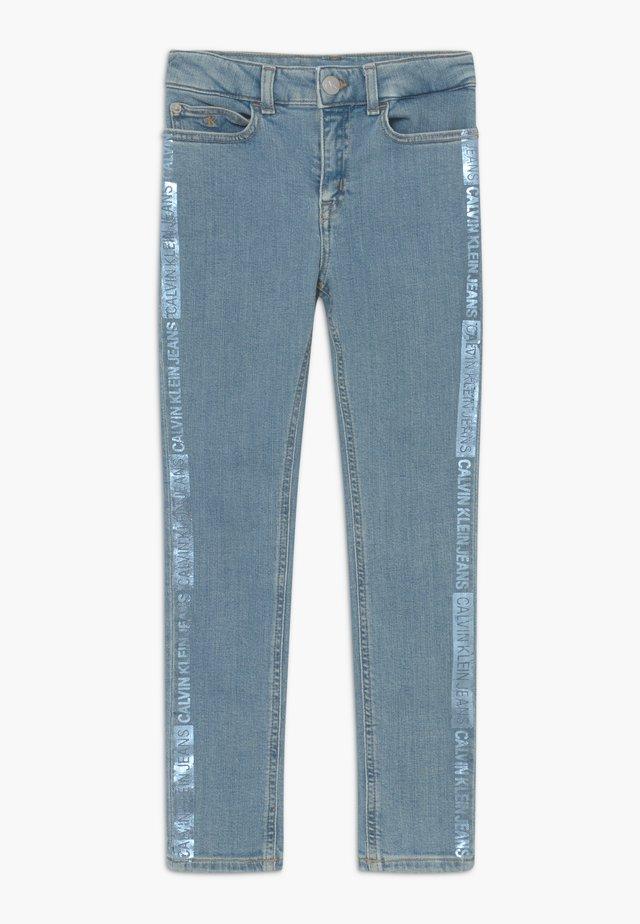 PINE FOIL - Jeans Skinny - denim