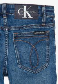 Calvin Klein Jeans - SUPER SKINNY PASS - Jeans Skinny Fit - blue denim - 3