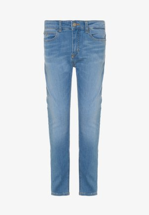 SUPER SKINNY GLEAM - Slim fit jeans - denim