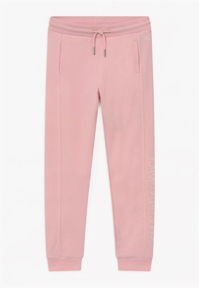 LOGO - Verryttelyhousut - pink