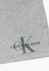 Calvin Klein Jeans - SMALL MONOGRAM - Trainingsbroek - grey - 3