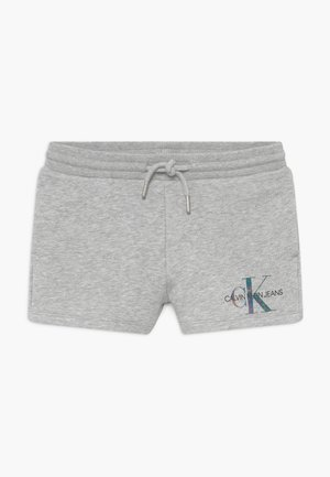 SMALL MONOGRAM - Tracksuit bottoms - grey