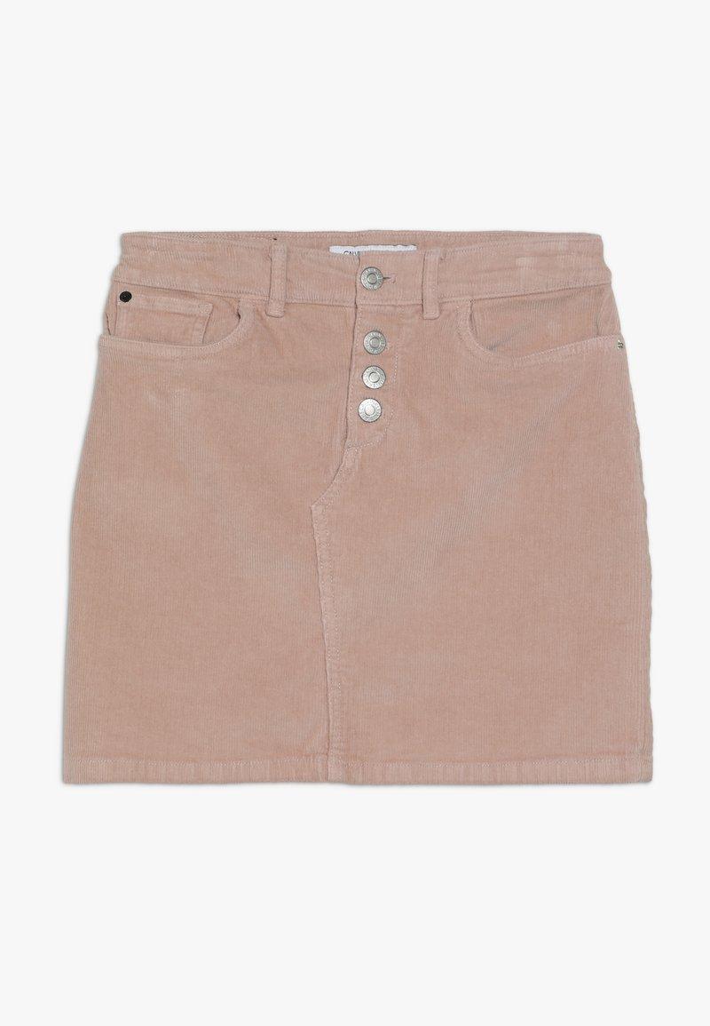 Calvin Klein Jeans - SKIRT - Minisukně - pink