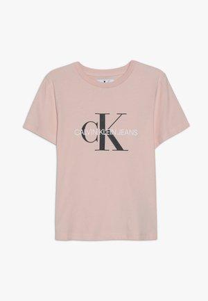 MONOGRAM  - T-shirts print - pink