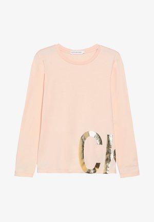 FOIL - Bluzka z długim rękawem - pink