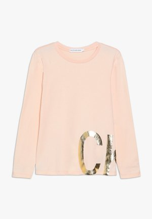 FOIL - Long sleeved top - pink
