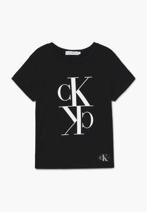 MONOGRAM - Print T-shirt - black