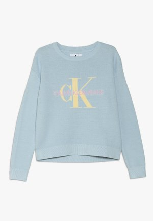 MONOGRAM - Jumper - blue