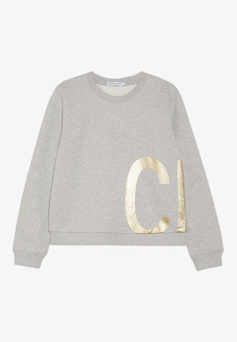 Calvin Klein Jeans - Sweatshirt - grey