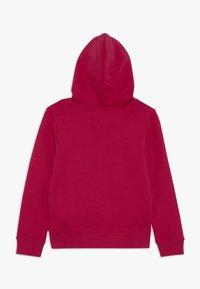 Calvin Klein Jeans - SMALL STAMP LOGO HOODIE - Hoodie - pink - 1