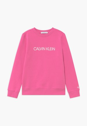 INSTITUTIONAL LOGO - Sweatshirt - pink