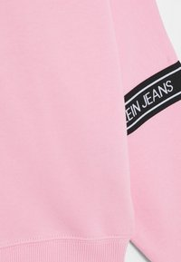 Calvin Klein Jeans - LOGO TAPE  - Sweatshirt - pink - 0
